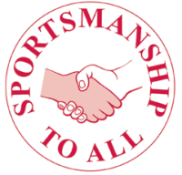National Sportsmanship To All Badge